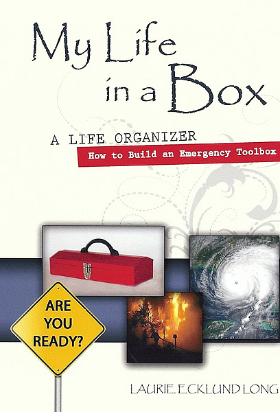 My Life In A Box - Book