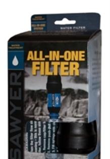 Sawyer Point One Bucket Filter Personal Emergency